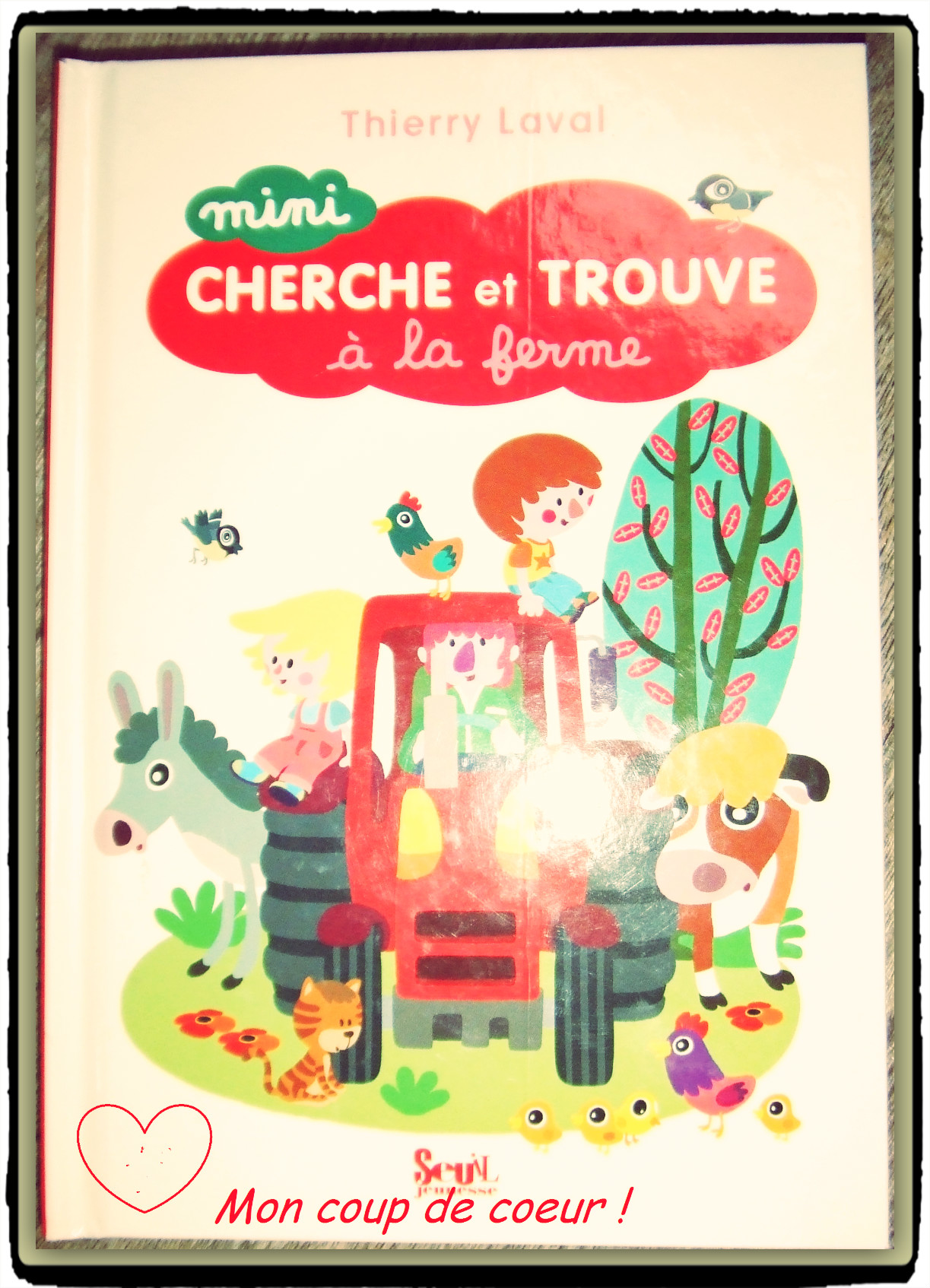 Son Premier Cherche Et Trouve Aux Editions Seuil Jeunesse