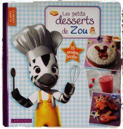 recettes cuisine enfant  livre zou