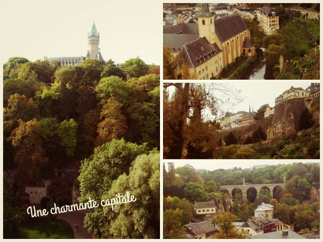 capitale Luxembourg