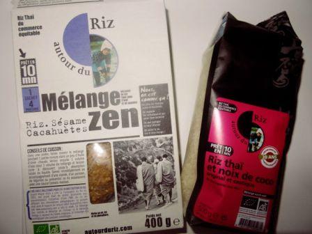 riz bio