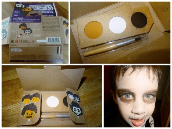 Namaki maquillage bio enfant