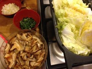 recette chou chinois