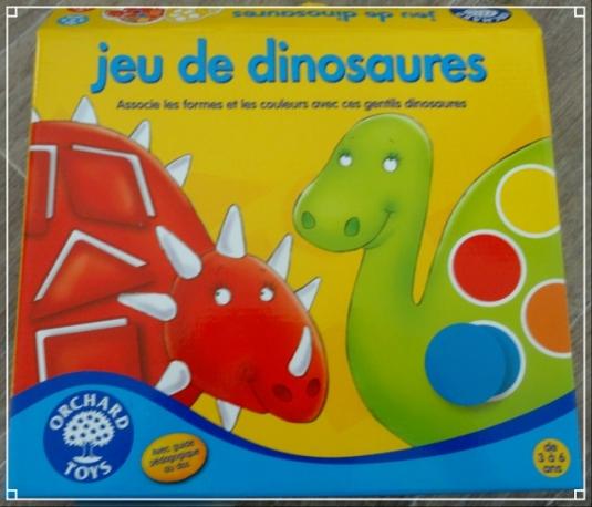 jeu de dinosaures