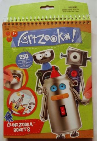 livret créatif artzooka