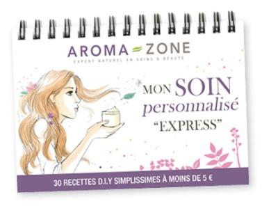 Carnet aroma zone