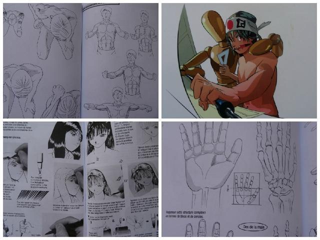 apprendre à dessiner un manga
