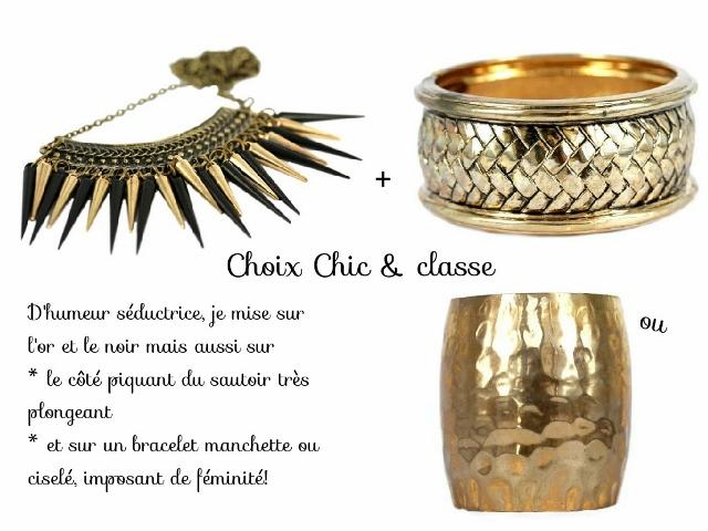 sélection bijoux chic