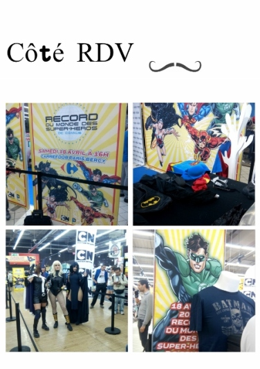 rdv comics paris 2015
