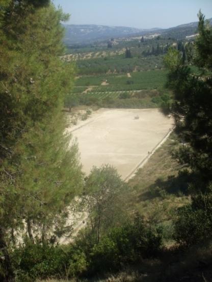 stade némée grèce