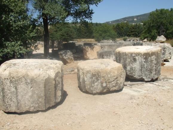 vestiges site grèce