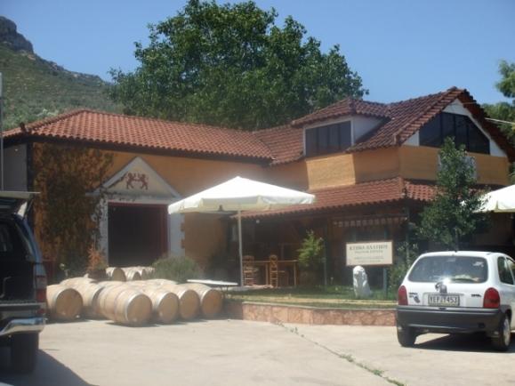 producteur vin de némée