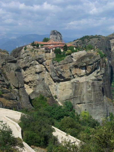 monastère les météores
