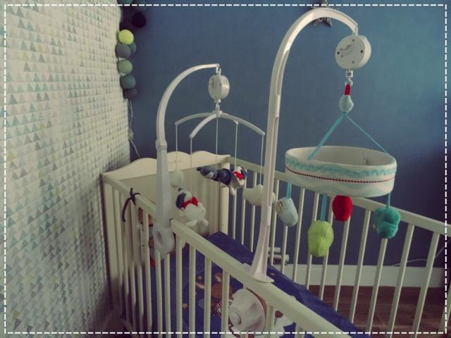 mobile musical pour bébé