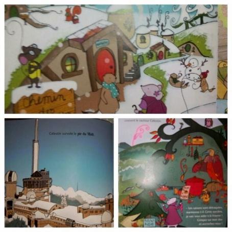 violette mirgue éditions privat livre enfant