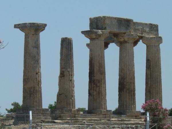 temple grèce