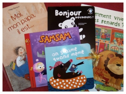 livres box pandore familiale