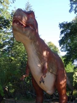 expo dinozoore thoiry