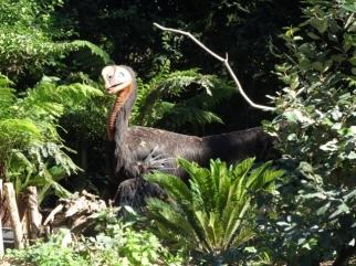 dinozoore expo thoiry