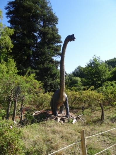 dinosaure thoiry