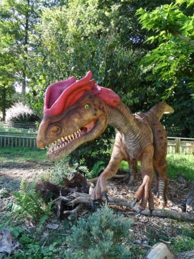 dinosaure souris maman
