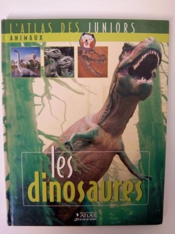 atlas dinosaures souris maman