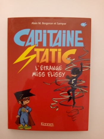 capitain static tome 3 kennes souris maman