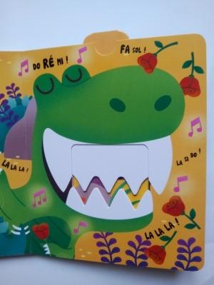livre enfant dinosaure