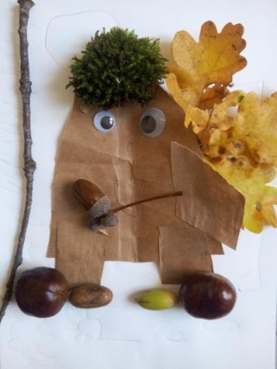 activité enfant nature automne
