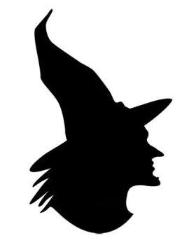 gabarit sorcière