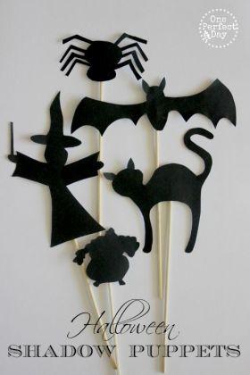 gabarit halloween