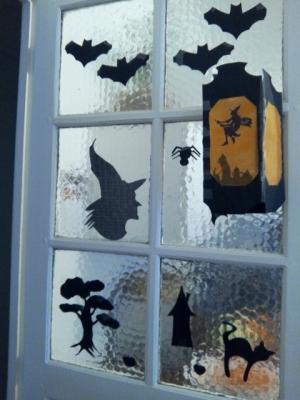 décor halloween