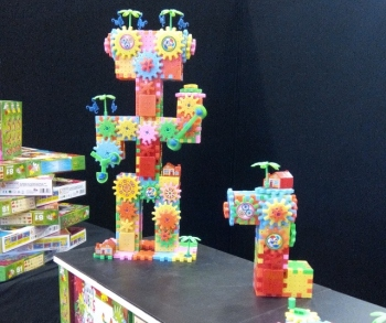 funny cubes kidexpo 2015
