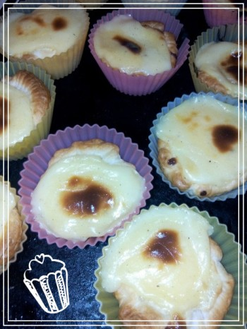 pasteis de nata recette flan portugais