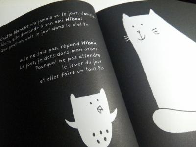 chats noirs & blancs little urban