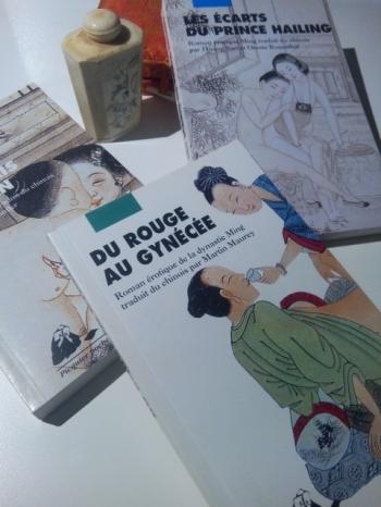 littérature chinoise editions picquier
