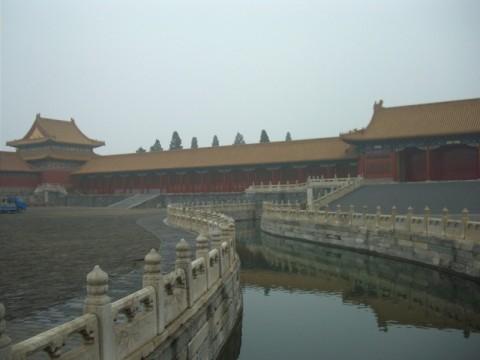 chine cité interdite