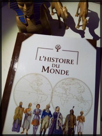 l histoire du monde livre