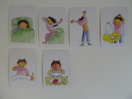 carte illustrees montessori
