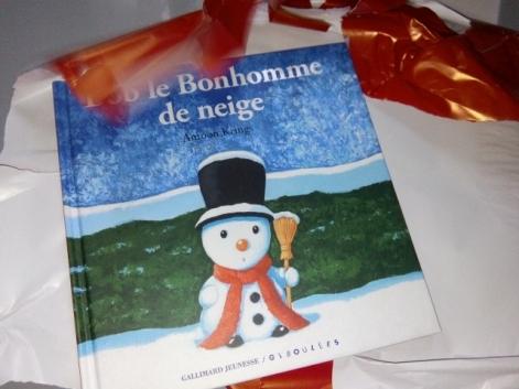 livre enfant hiver