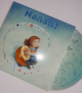 album cd enfant jazz nanan