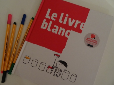 le livre blanc little urban souris maman