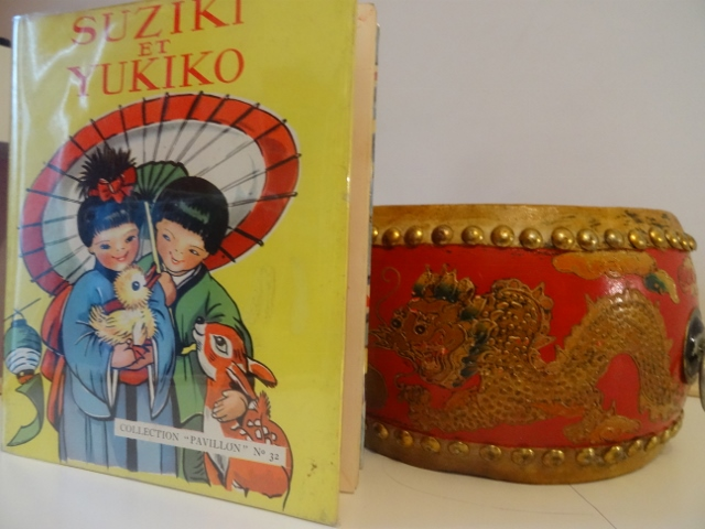 livre enfant Suziki et Yukiko souris maman