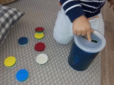 apprenti couleur montessori souris maman