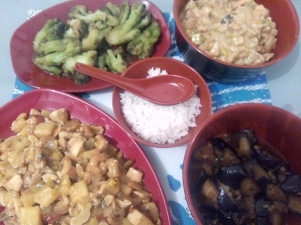 recette chinoises