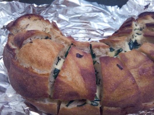 recette pain au fromage souris maman