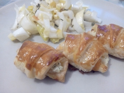 recette-croissant-saumon-boursin