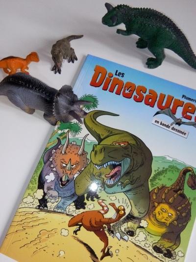 les dinosaures bd