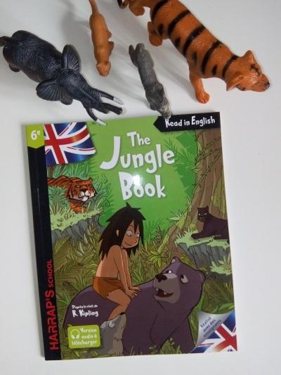 le livre de la jungle lecture enfant