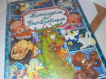 l imagerie du fantastique livre enfant fleurus