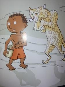 sassou livre enfant